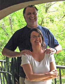 George & Lisa