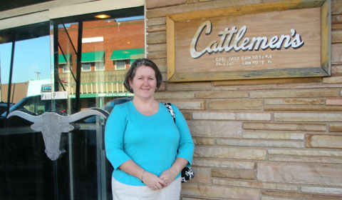 Cattlemen's Restaurant, Oklahoma City