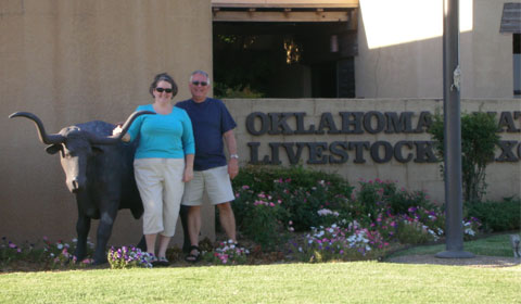 Old Oklahoma City Stockyards
