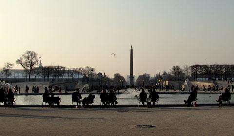 Obelisque de Louxor, Paris