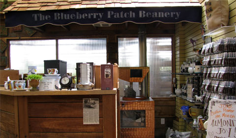 The Beanery: choose coffee beans from 42 flavors