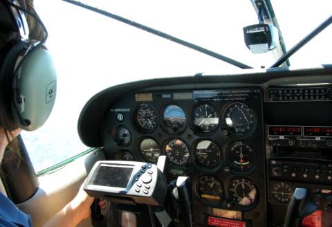 Float plane pilot