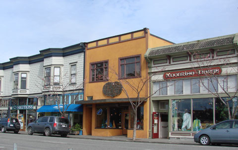 Downtown Arcata, The Plaza