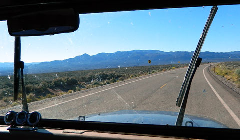 4x4ing with BJ in the Sangre de Cristo Mountains, New Mexico