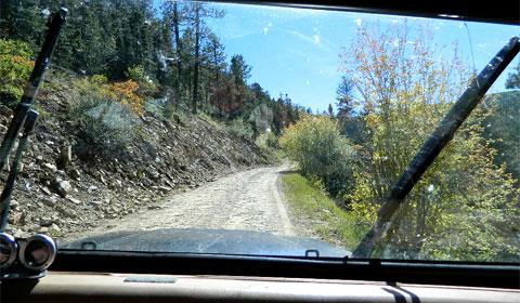 4x4ing Jeep Wrangler