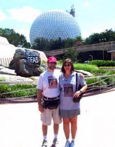 The Living Seas, Epcot Center, Walt Disney World