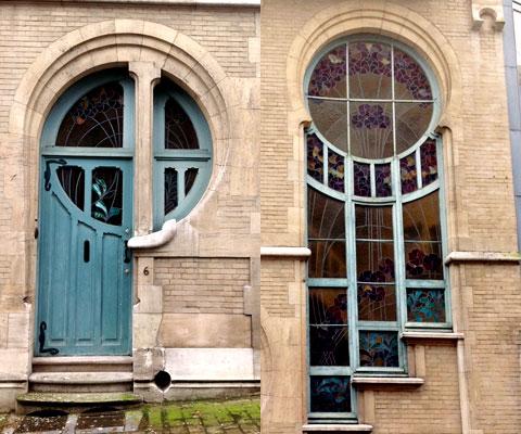 Millivers travels blog archive brussels and the art - Art nouveau architecture de barcelone revisitee ...