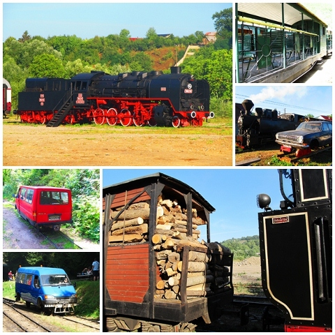Carpathina-Steam-Train-vehicles-station-collage