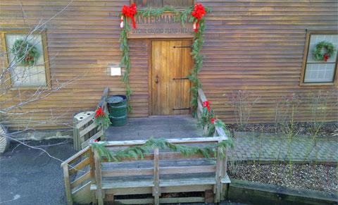 Lanterman's Mill front entrance