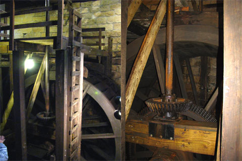 Lanterman's Mill - inner workings