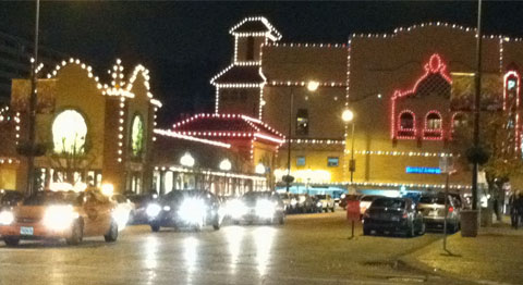 Christmas in Kansas City