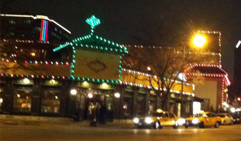 Country Club Plaza Christmas lights