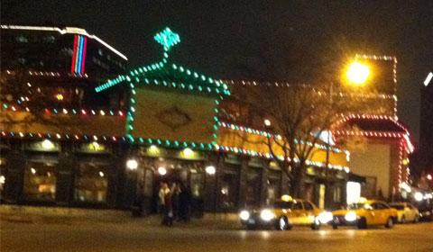 Country Club Plaza Christmas lights