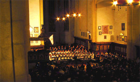 Kolozsvar choir