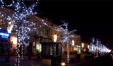 Christmastime in Kolozsvár