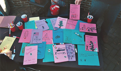 Christmas Cards for Heroes