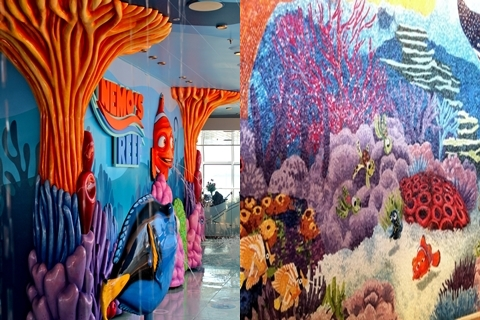 Disney-Dream-Cruise-Nemo-Reef-tile