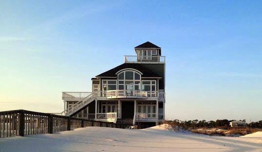Alabama's Beaches: Down Time Down South