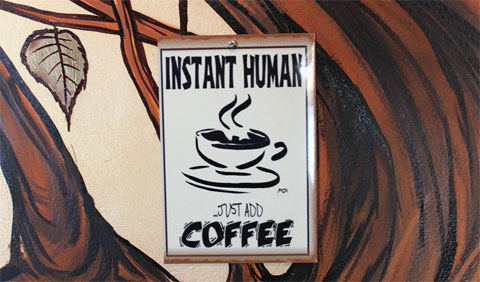 Instant Human, the recipe