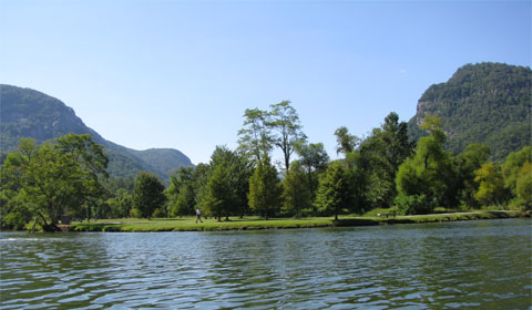 Lake Lure, North Carolina