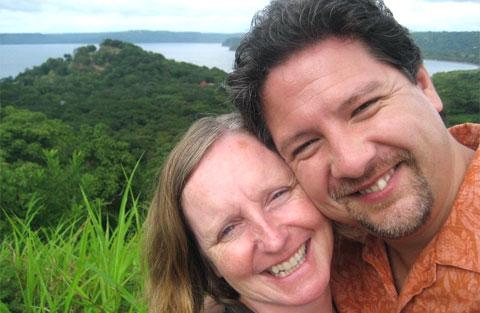 Jon and Lisa