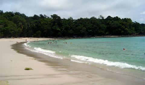 Manual Antonio Beach