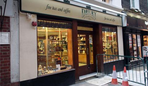 Drury, London