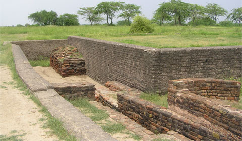 Lothal, a once-great city