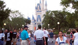 Cinderellas Castle Magic Kingdom