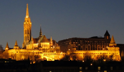 Spending New Year's Eve in Budapest, Hungary