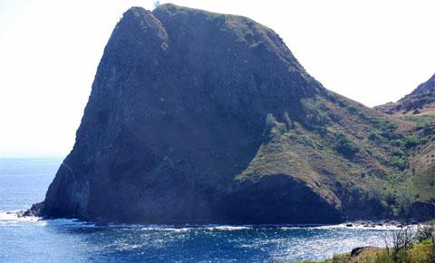 Maui headland