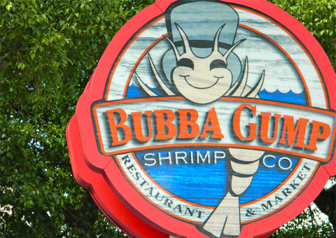 Bubba Gump's Miami