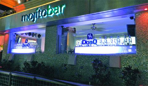Miami mojito bar