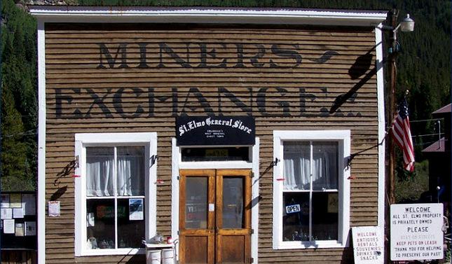 Miner's Exchange General Store