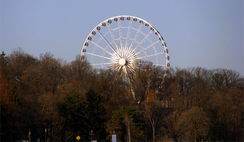 Niagara Ferris wheel