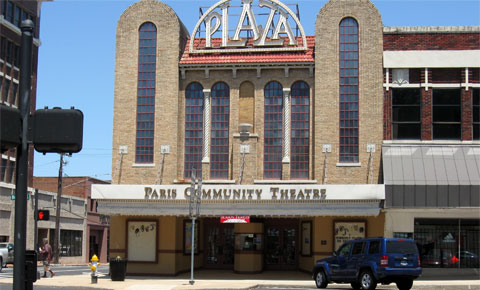 Paris, Texas Community Theatre