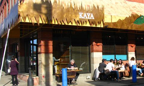 Kaya, Pittsburgh
