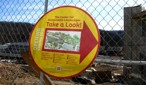 Center for Sustainable Landscapes, Pittsburgh