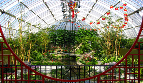 East Room, Phipps Conservatory
