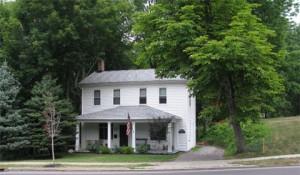 Woodruff Foundry 1850, historice house in Poland, Ohio