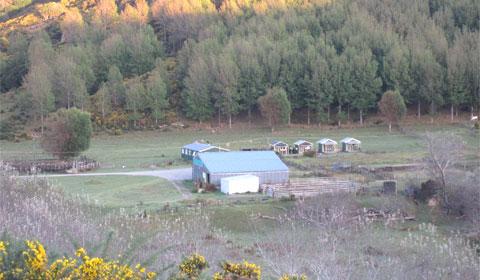 Eastenders farmstay