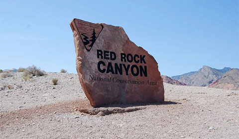 Red Rock Canyon National Preservation Area