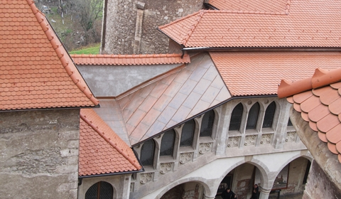 Restored rooftops
