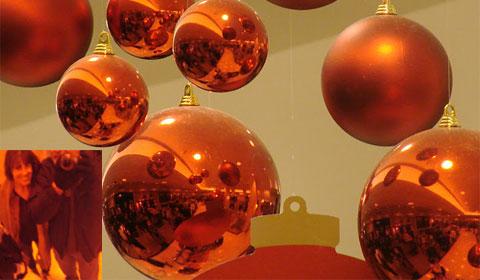 Macy's Christmas balls