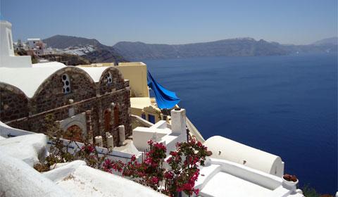 Santorini outlook