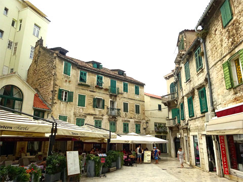 Old Town, Split, Croatia | Creative Commone License