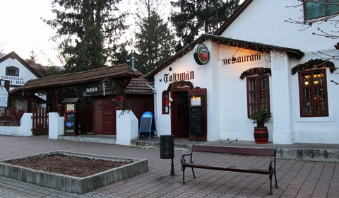 Talizmán Restaurant and Guest House