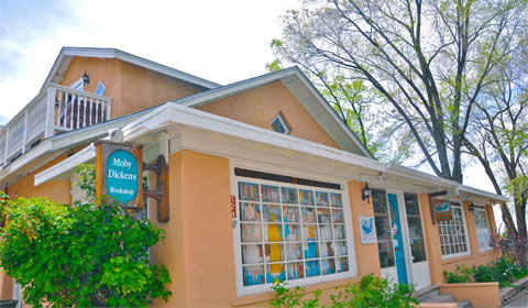 Moby Dickens Bookstore, Taos