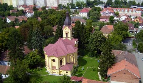 The Evangelical Church of Diósgyőr