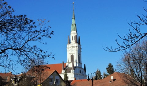 A peek at the Reformed Church